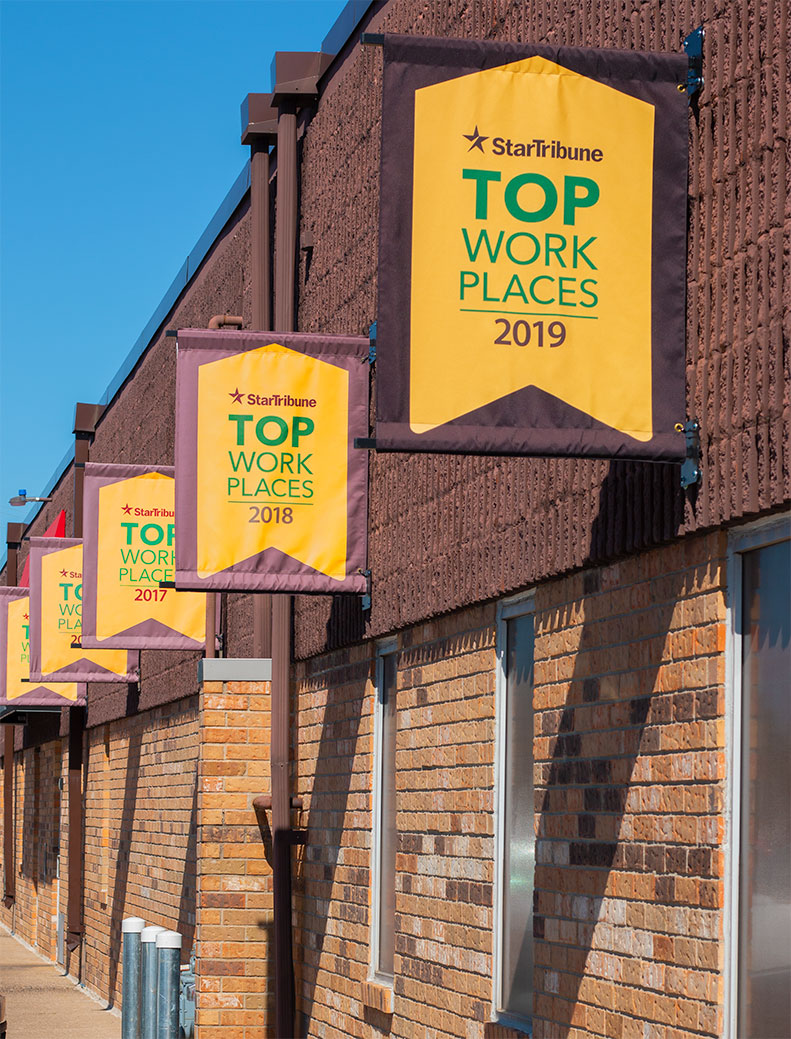 Ajax is a StarTribune Top Work Place